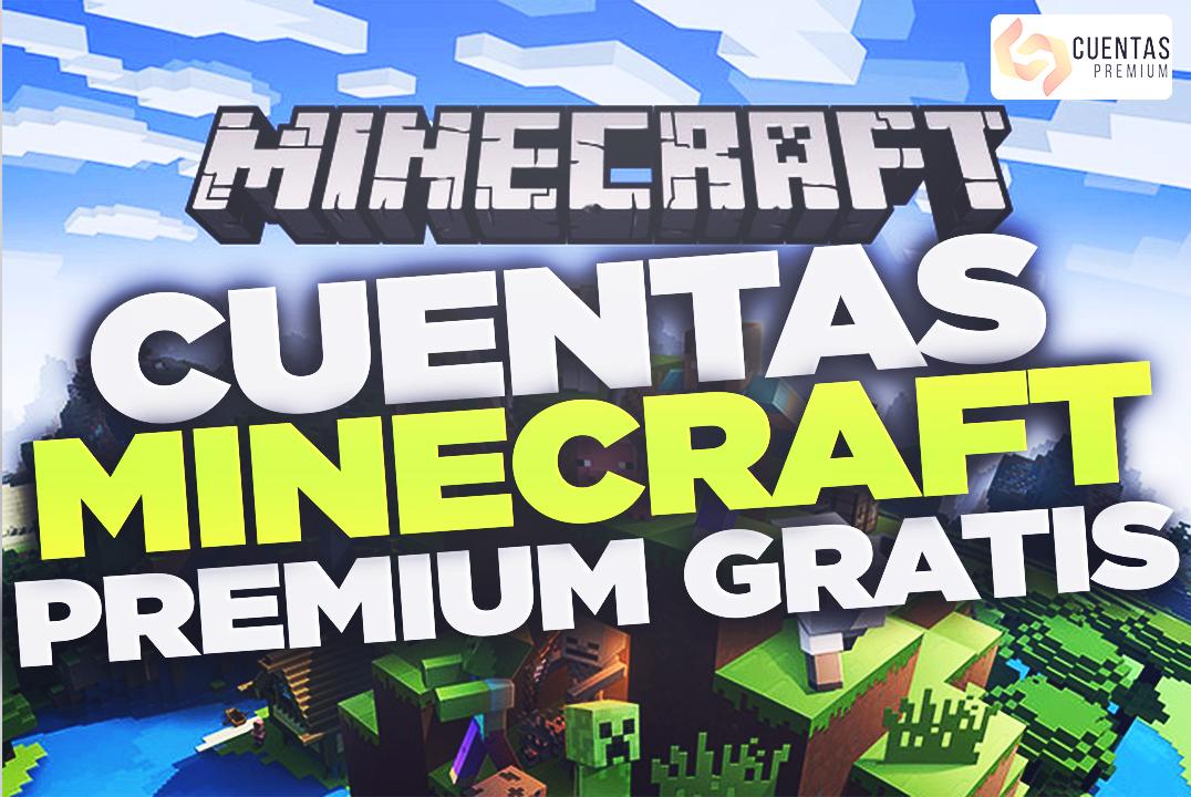 Cuentas Minecraft Premium Gratis Con Contrasena 2021